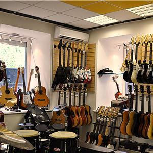 Музыкальные магазины Черноголовки