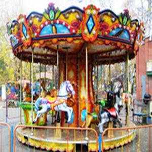 Парки культуры и отдыха Черноголовки