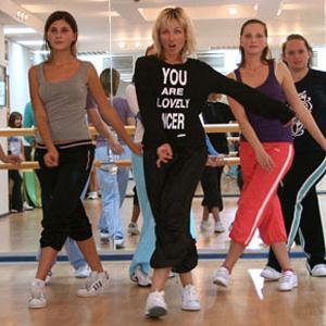 Школы танцев Черноголовки