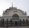 Железнодорожные вокзалы в Черноголовке